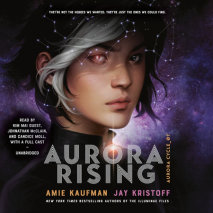 Donnabella Reconnects with Amie Kaufman and Jay Kristoff to Narrate Aurora Rising